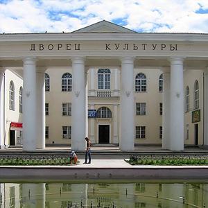 Дворцы и дома культуры Гудермеза