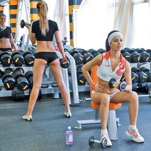 Фитнес-клубы Гудермеза