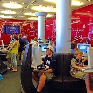 Интернет-кафе Гудермеза