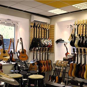 Музыкальные магазины Гудермеза