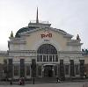 Железнодорожные вокзалы в Гудермезе