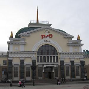 Железнодорожные вокзалы Гудермеза